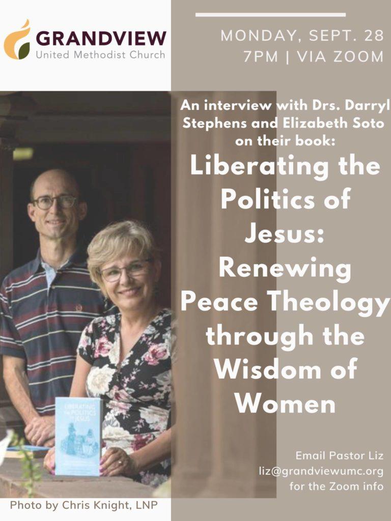 Book launch Sept 28, 2020